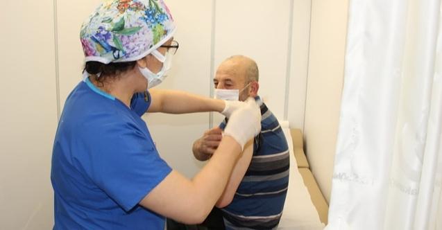 Özel hastaneler ve belirli ASM'lerde Biontech aşılamasına başlandı