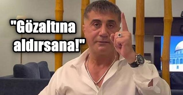 Peker bu kez AKP yönetiminden isim verdi, Soylu'ya seslendi!