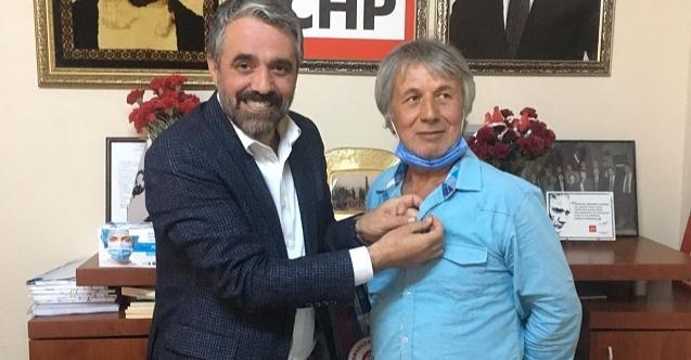SHP'li başkan CHP'ye üye oldu!