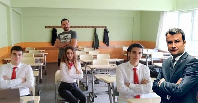 TÜBİTAK yarışmasında o okul Türkiye 2.si oldu!