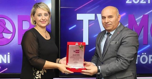 Türkiye'nin ilk kadın kanalı 'MOR TV'den Lale Ataman'a onur ödülü!