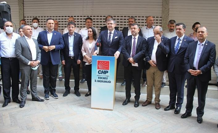 """Ağbaba Kandıra Belediyesi'ne sert çıktı! """"Yazıklar olsun size!"""""""