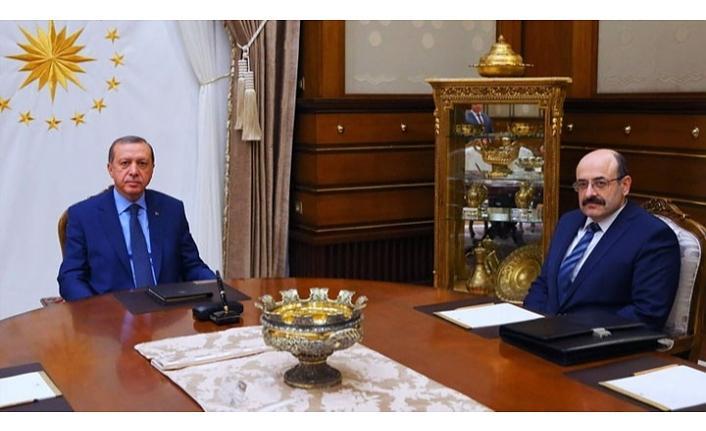 Cumhurbaşkanlığı Başdanışmanlığı'na Yekta Saraç atandı