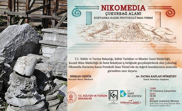 Dünyanın en büyük şehri Nikomedia için geri sayım başladı