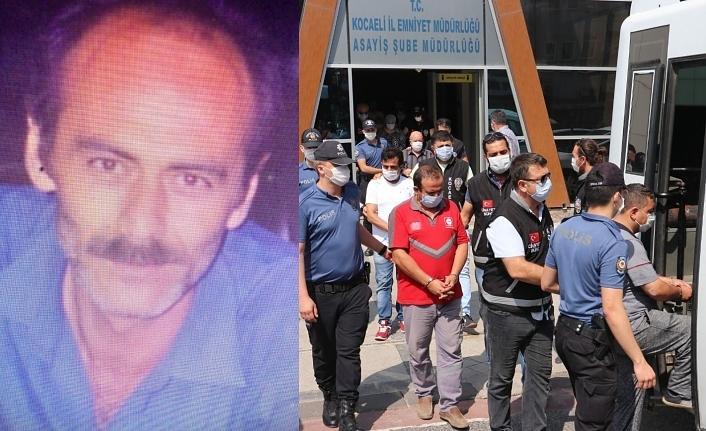 İş adamını diri diri yakan 5 sanığa ağırlaştırılmış müebbet hapis talebi