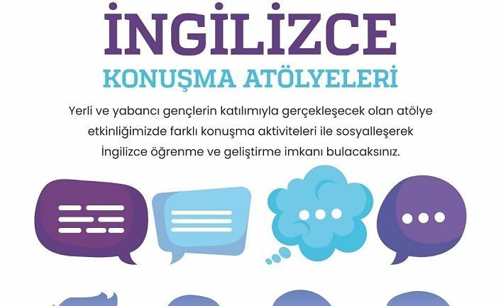 İzmit Belediyesi,İngilizce konuşma atölyesi düzenliyor