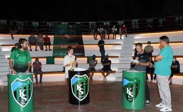 2.Kocaelispor Taraftar Bilgi Yarışması  heyecanlı başladı