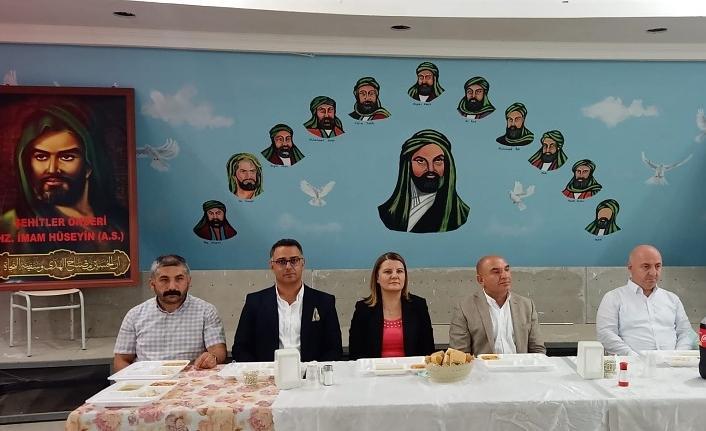 Başkan Hürriyet, Darıca'da iftar sofrasına konuk oldu
