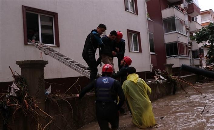 Batı Karadeniz'deki sel felaketinde son durum: 17 can kaybı