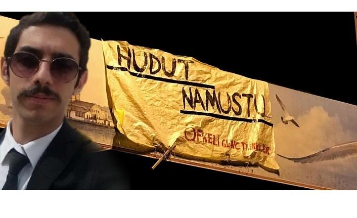 'Hudut namustu...' pankartı açan Semir Yapıcı'ya saldırı