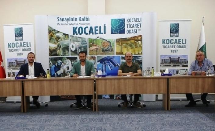 KOTO, KTO, KMB Der Konut İnşaat Sektörü Sorunları İstişare Toplantısı yapıldı
