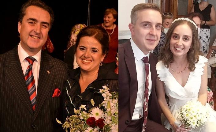 Altınoğlu çifti biricik kızlarını evlendiriyor