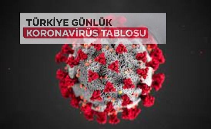 Koronavirüs Türkiye'de günlük vaka sayısı tırmanıyor