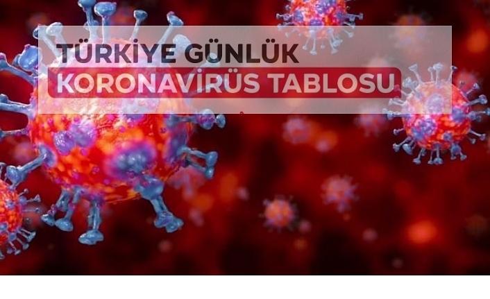 Türkiye'de koronavirüs 257 can daha aldı!