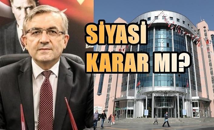 İl Sağlık Müdürlüğü'nden, İzmit Belediyesi'negerekçesiz veto!