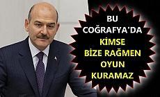 Süleyman Soylu'dan sert açıklama!