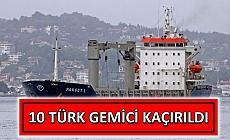 Flaş Flaş...Türk gemisine saldırı!