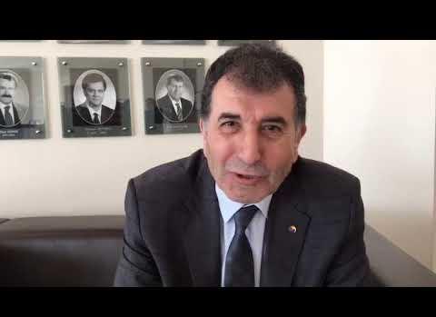 İzmit Otogar Derneği Başkanı Halil Baylam