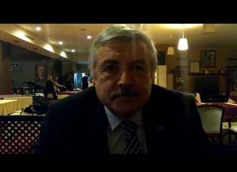 KYÖD Başkanı Mehmet Toker
